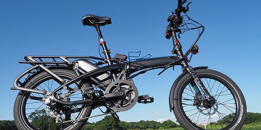 内装ギア快適っ! バッテリー容量大幅アップ!! ミニベロe-bike「Vektron S10」を本格的カスタマイズ!!!【e… https://t.co/WXexjxmMFm #ebike #ミニベロ #tern #vektron https://t.co/THGimDCYBI