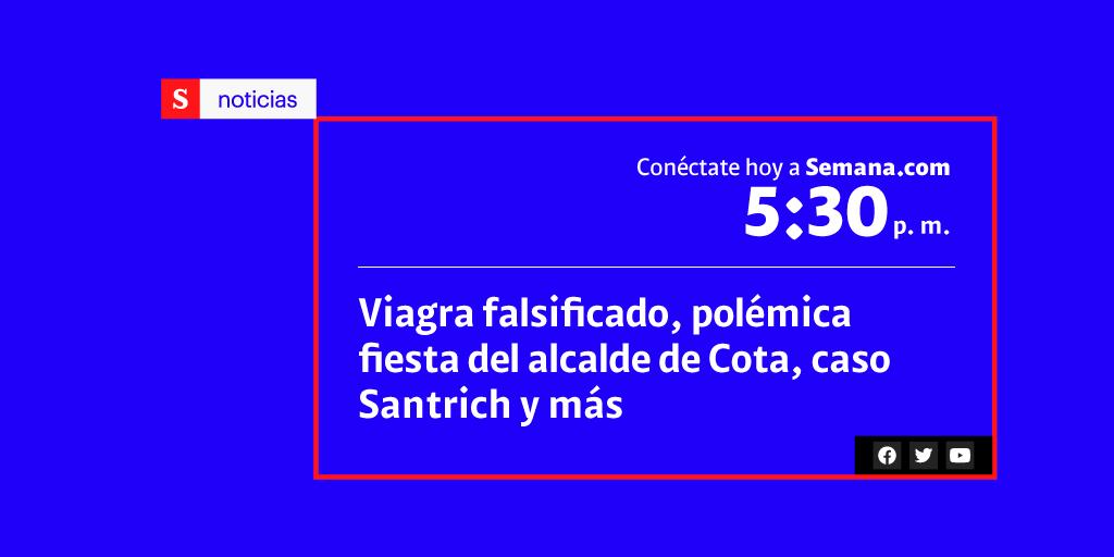 Fiscalía asegura que la droga usada en el caso Santrich no era de la entidad. Esta y más información en #SemanaNoticias de las 5:30. Conéctese a SEMANA y todas nuestras redes sociales.