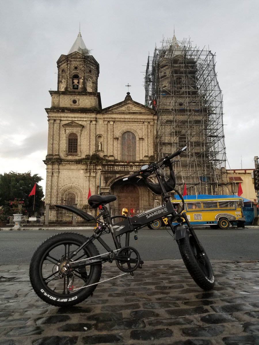 RT @TheTechTourist: https://t.co/Be87ttS2Ij come join our ride this morning #streamersph #twitchstreamer #irlstreamer #outdoors #bike #ebike #twitch https://t.co/25HmX5Igfb