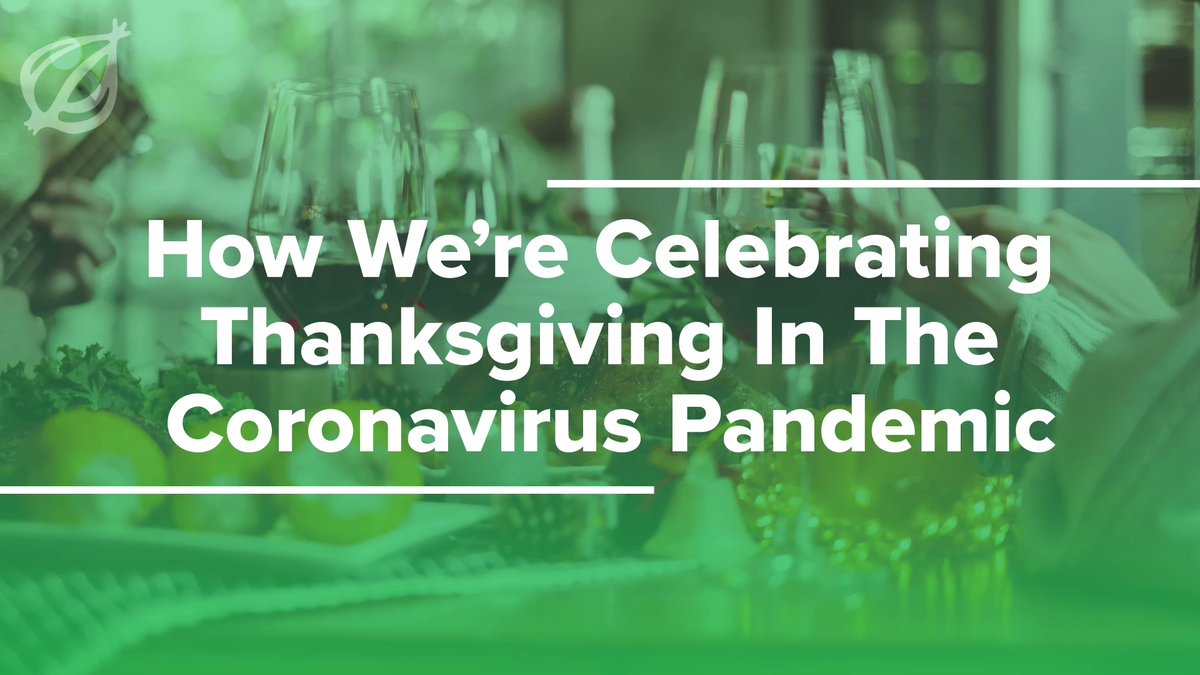 How We're Celebrating Thanksgiving In The Coronavirus Pandemic