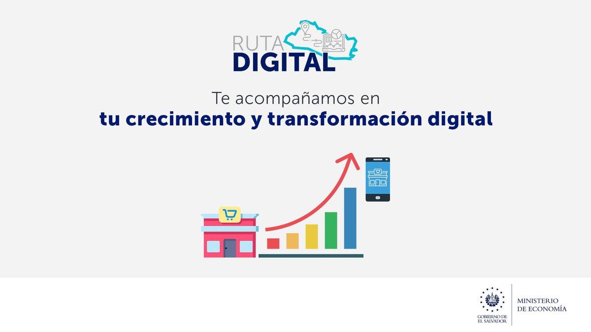 ¡La digitalización del país está en marcha, no te quedes atrás con tu negocio! 🙌 Con nuestra #RutaDigital podrás evaluar que tan tecnológica es tu empresa e iniciar su transformación, a través de recomendaciones personalizadas.  Ingresa acá: https://t.co/54JlstroVV. https://t.co/qY4XrfqGkt