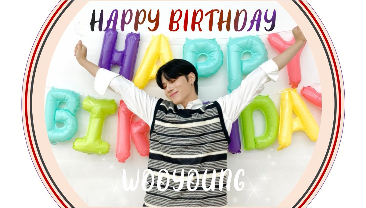 I really hope you all wished a wonderful birthday to my baby Wooyoung??!! This guy is so cute, crazy, lovely and literally has the weirdest laugh… He deserves all the love in this world, and I hope that he is and will stay happy <3  #ATEEZ #에이티즈 #우영 #WOOYOUNG #WooyoungDay