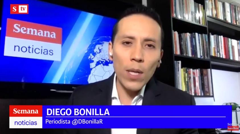 Puede ver el boletín de #SemanaNoticias también vía YouTube aquí: