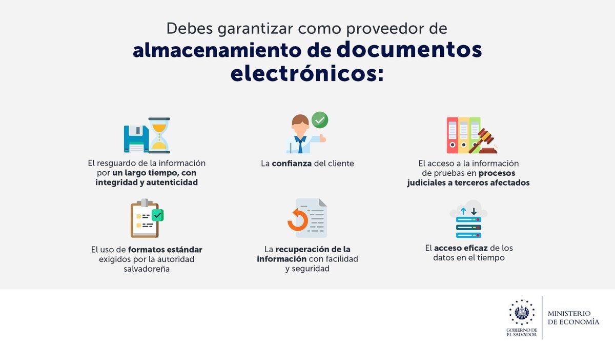 En el mundo de la #FirmaElctrónica, el almacenamiento de documentos electrónicos es importante para optimizar los recursos, el tiempo y dinero de una empresa. Conviértete en proveedor de este servicio da clic en este enlace: https://t.co/ikPqS5eFrY.   #NaciónDigital https://t.co/e7gCjENQU8