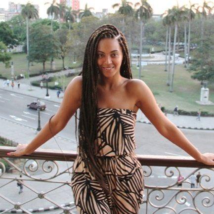 Beyoncé in Cuba is so beautiful