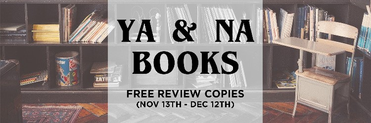 Get your #YoungAdult and New Adult books – with lots of paranormal and fantasy romances - every one a #FreeBook in hopes you'll review them.    #fantasy #paranormal #giveaway #romance #freebie #bookbuzz #MFRWorg
