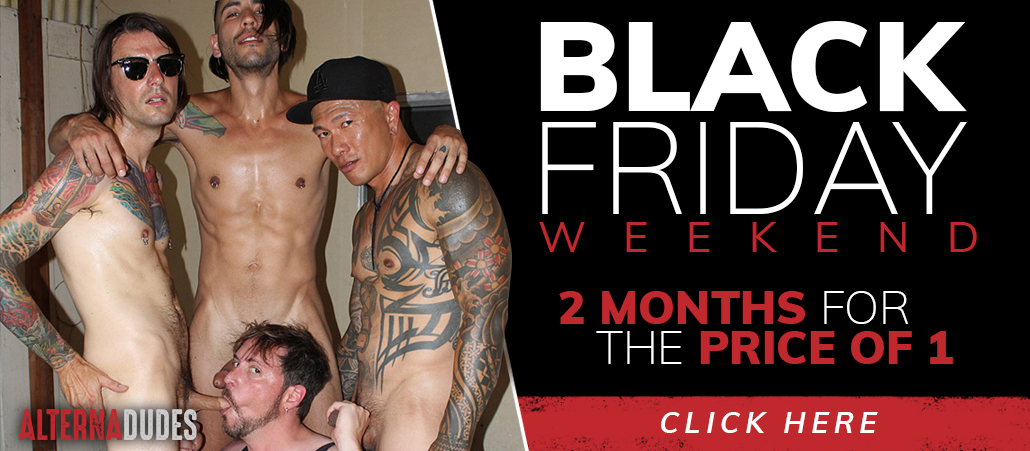 Black Friday bargains on tats and dick are everywhere! Almost more than you can swallow! alternadudes.com. @DamianXXXDragon @xxx_jace @Christop