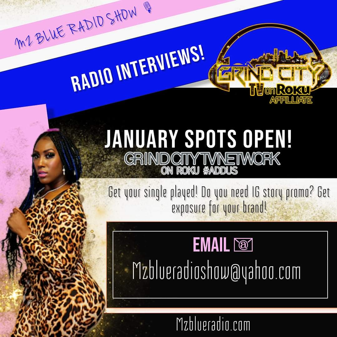 hey artist - here is a great way to get out there!! Check out GCTv Texas Affiliate Mz Blue - Contact her @MzBlueradioshow!! #GetOutThere! https://t.co/OqDgqgkxn8
