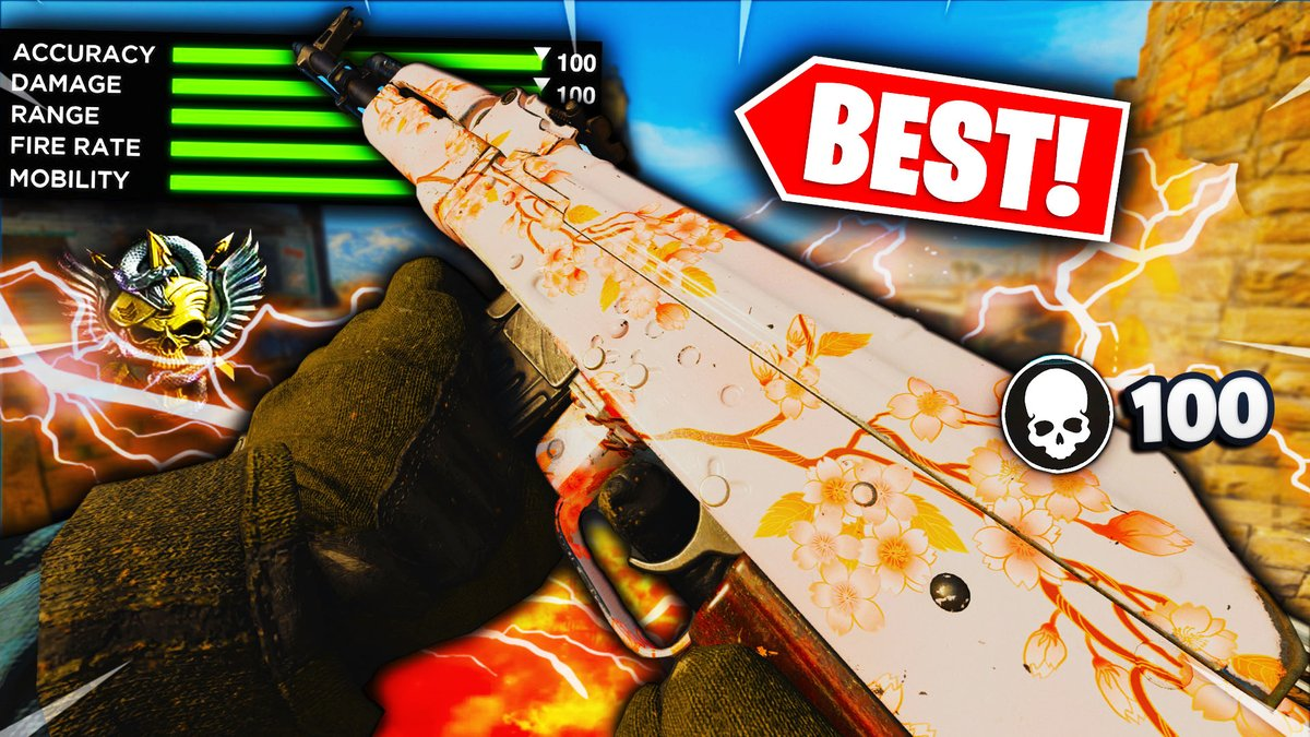 TheGibblesTribute - NEW VIDEO... 👀  I use AK-47 on Nuketown and Kill enemies....