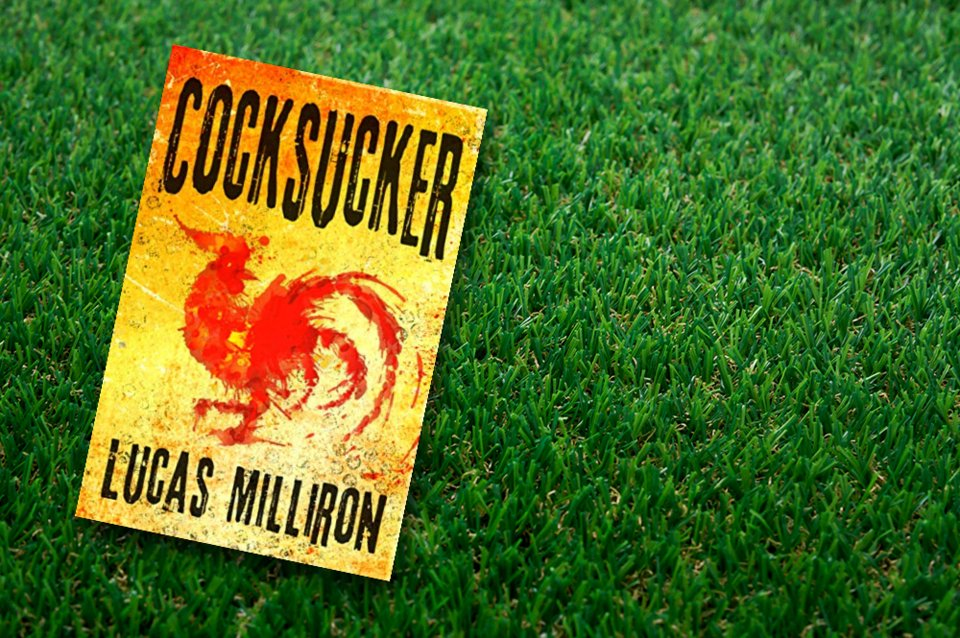 """The story is well written, the characters are likable, the situation is bizarre. Order """"Cocksucker"""" now. #paranormal #romance #LGBT #humor #Horror  @BeardedOptician available at Amazon -->"""