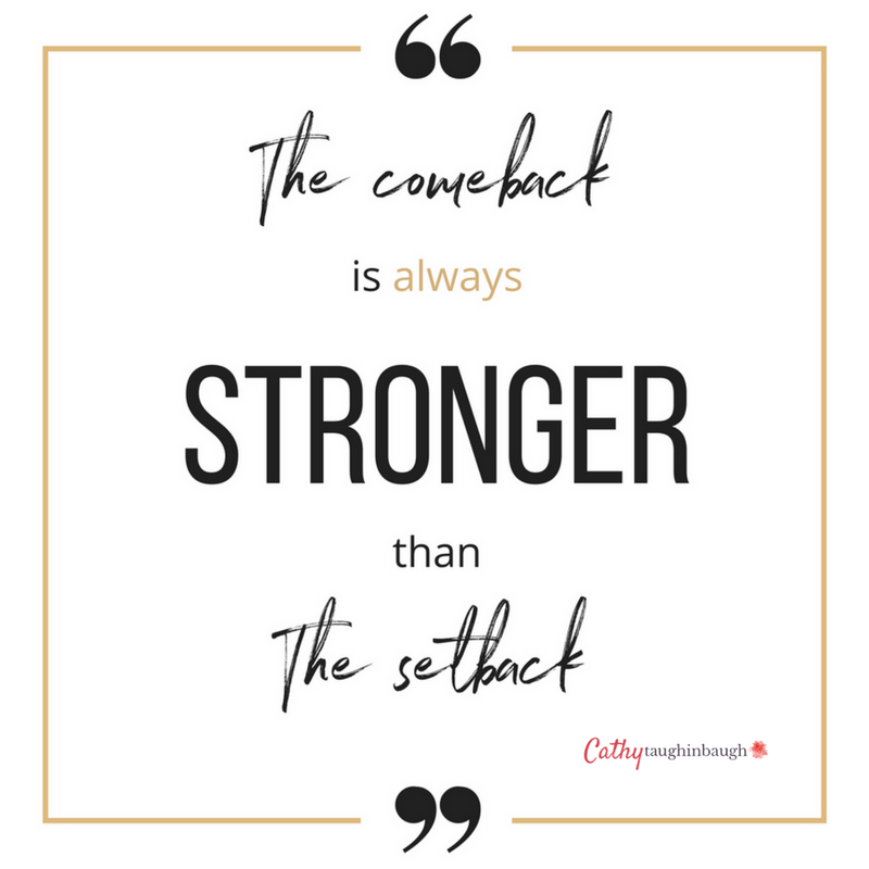 The comeback is always stronger than the setback.  #comback #parents #alcohol #DRUGS #DrugAbuse #quotes #quote #quoteoftheday #quotesoftheday #addictionrecovery #addiction #recovery https://t.co/vWZsxNkJow