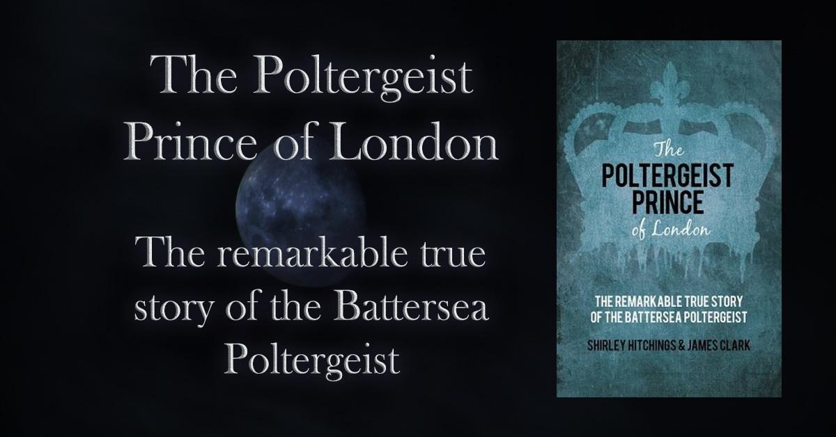""""""" the type of book which is all too rare in this field."""" (Alan Murdie, Ghost Club Chairman)  THE POLTERGEIST PRINCE OF LONDON: THE REMARKABLE TRUE STORY OF THE BATTERSEA POLTERGEIST  #London #paranormal #ghost   by #James_C_Clark"""