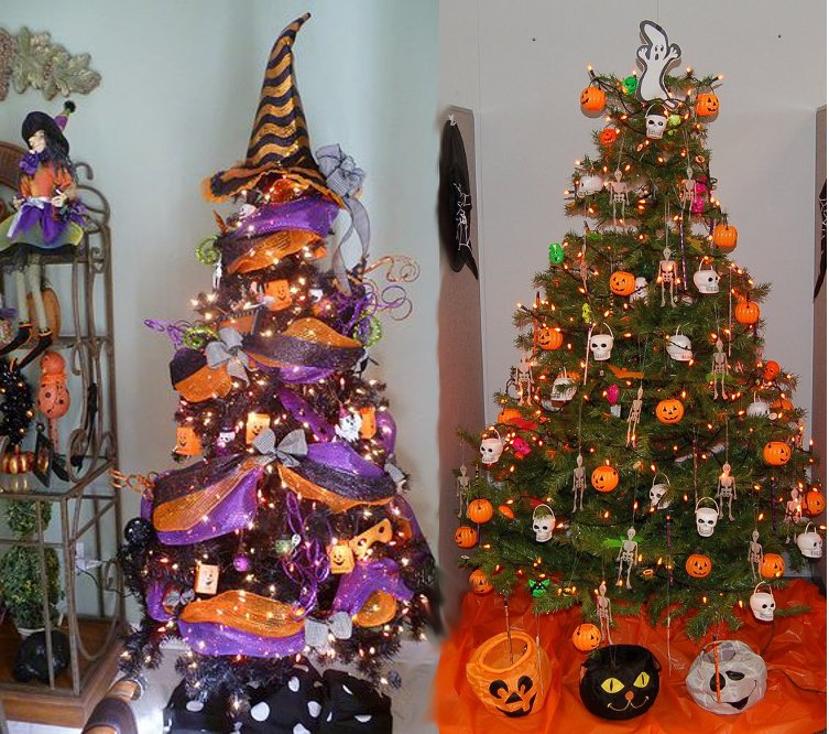 Happy Thanksgiving!🦃Under penalty of #paranormal law #Thanksgiving is the last day to remove #Halloween decor or combine it with #Christmas!🎄If you refuse you could face the curse of bad luck!🎃  #supernatural #scifi #fantasy #Christmas #ThanksgivingDay