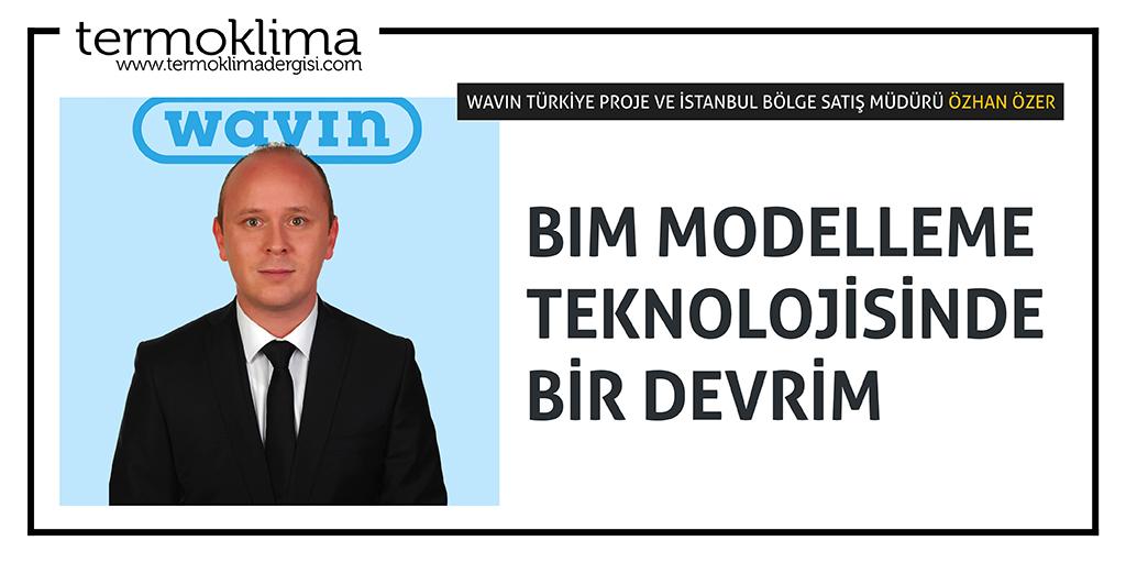 @WavinTurkiye   Dosya konumuz kapsamında tecrübelerine başvurmak üzere Wavin Türkiye Proje ve İstanbul Bölge Satış Müdürü Özhan Özer ile mini bir söyleşi gerçekleştirdik  https://t.co/9dCVIDwVFQ  #wavin #dosyakonusu #BIM #bim #kasım #sektör #dergi #termoklima #termoklimadergisi https://t.co/vzWZEzmF7n