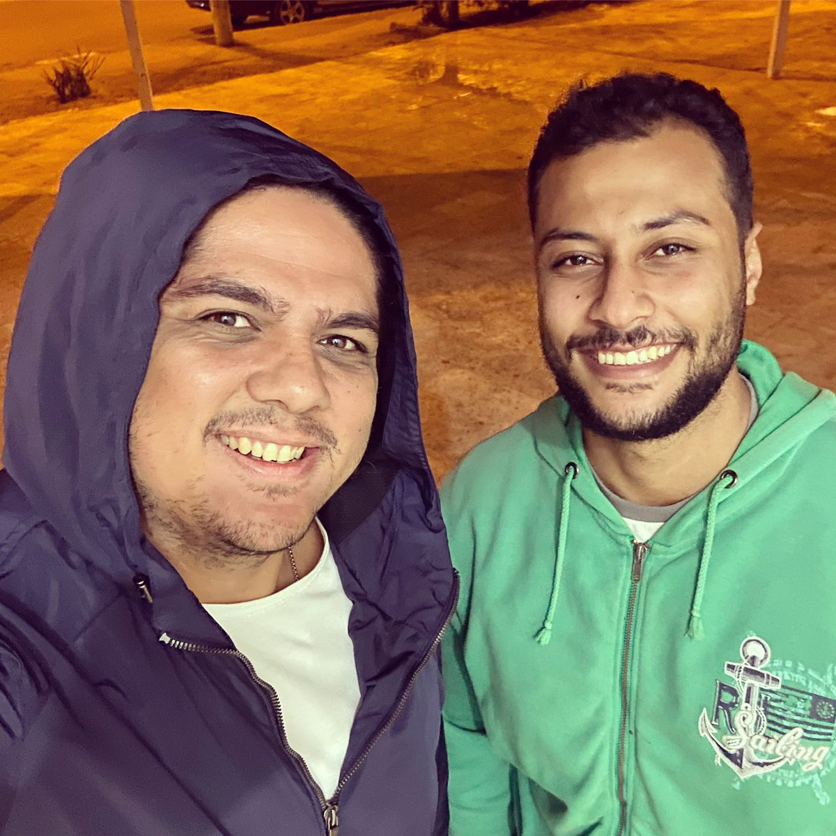 #Winter2020 #November #Abdo #Friend #CatchingUpTime #PositiveVibes #AlwaysSmile #NoughSaid