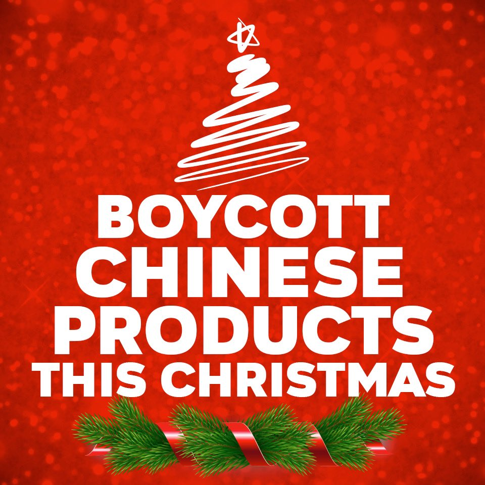 In response to China's recent economic attacks against Australia I have just one thing to say, Merry Christmas China. -PH