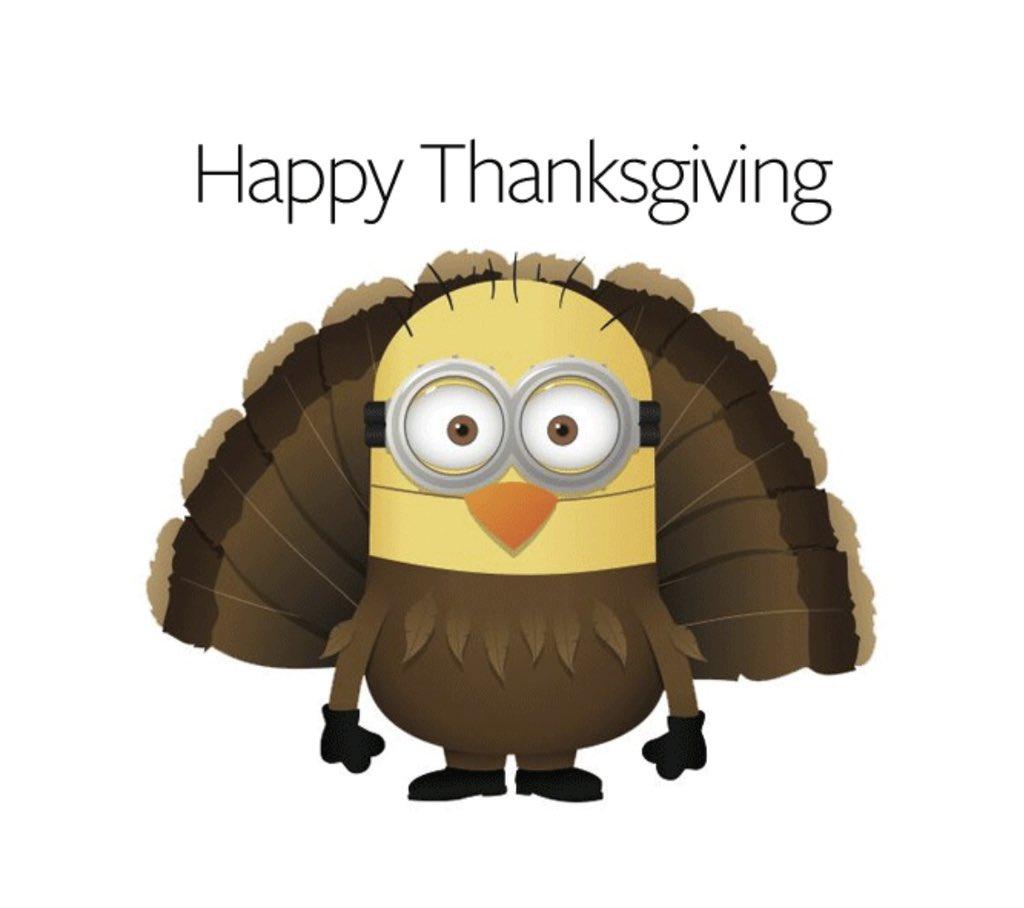 Happy Thanksgiving! 🦃💜