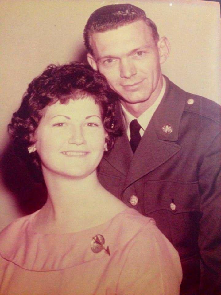 #proudtohonor My Dad, Kenneth C. GARNER