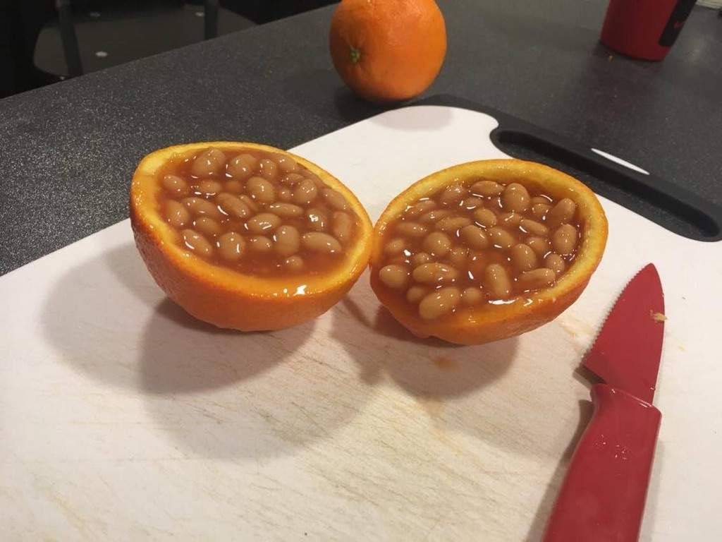 RT @FreddieCampion: Orange: Beaned Libs: Owned https://t.co/3orTwCCiZM