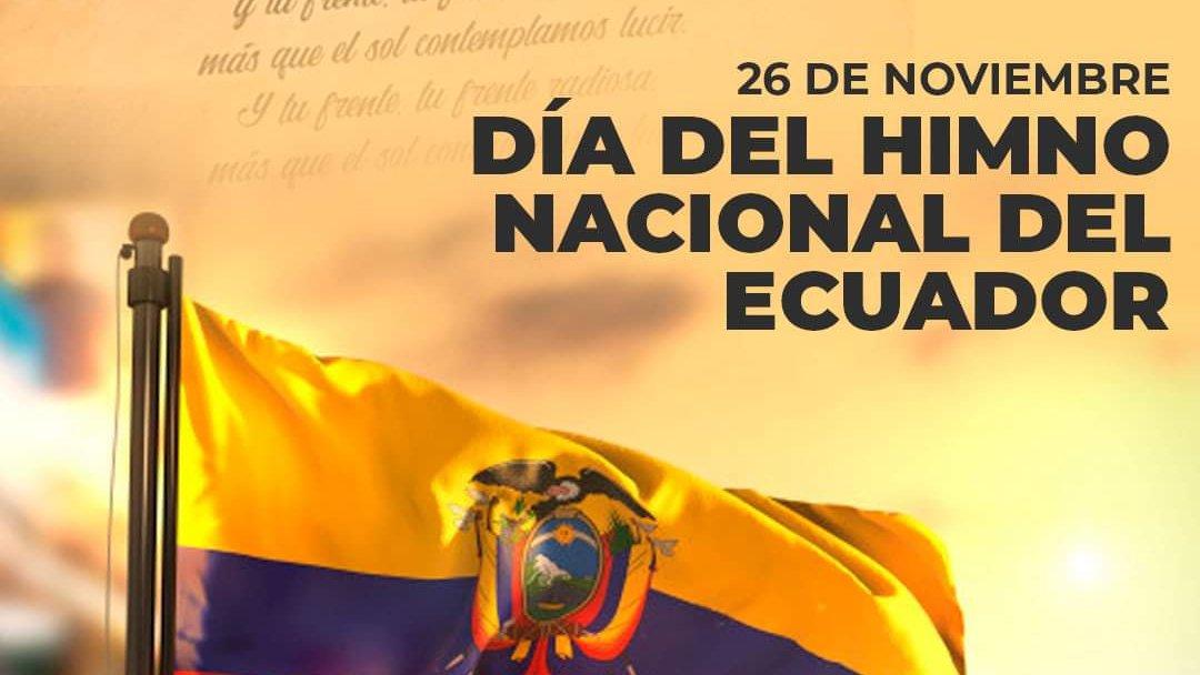 #HimnoNacional  Un día como hoy nació uno de los símbolos patrios del poeta Juan León Mera, y el músico Antonio Neumane. La letra refleja la historia libertaria, valentía y lucha de nuestros héroes.  #ConstruyendoOportunidades #PorTí, #Contigo  #AdrianaSánchez-Asambleista2021 https://t.co/2cRelfw0lH
