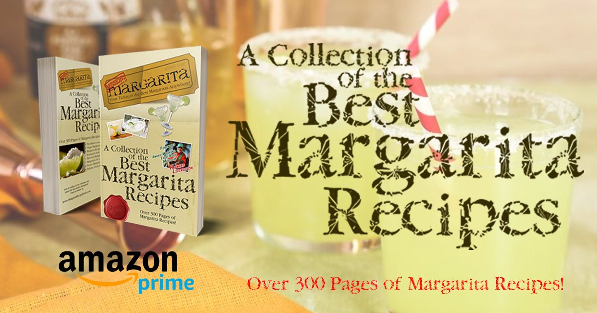 Mission: Margarita – 300+ Pages of Margarita Recipes in our Margarita Recipe Book!  #margarita #recipe #book #tequila #margaritarecipe https://t.co/01yCatUSKf https://t.co/Q4Sr7fetse