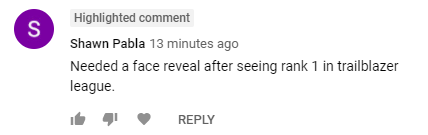 Devious - He went back to my face reveal video LMFAO