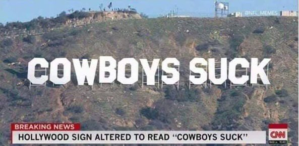 Our Division is a special kind of bad but it's always great when the Cowgirls take the L