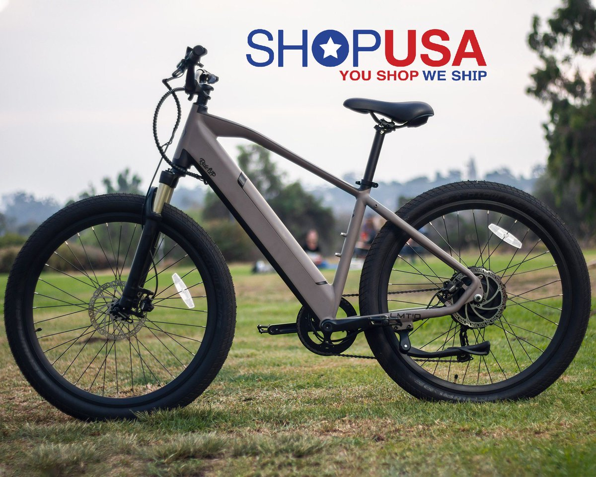 You can now buy the USA Bestseller #Ride1UP ebike and ship to your doorstep anywhere in #Australia using the #ShopUSA shipping service.  Shop your #Ride1UP #ebike at https://t.co/tecQdgt7OI  Register for FREE at ShopUSA at https://t.co/JRguu4CgAU https://t.co/737DlCAufM