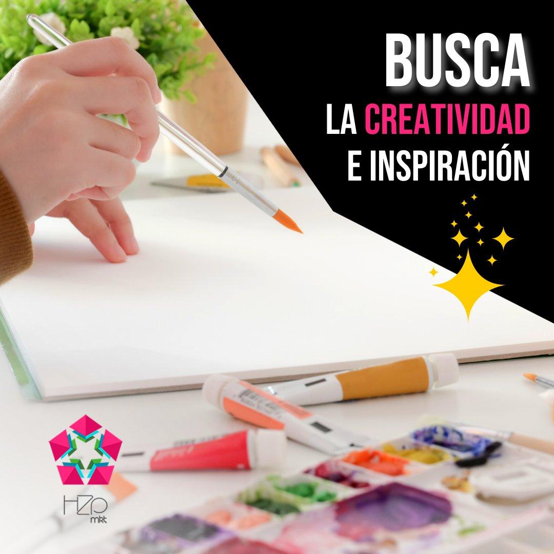 Encuentra la creatividad e inspiración necesaria para mejorar la imagen de tu marca.    #HazloPosible #MKT #MarketingOnline #RedesSociales #SEO #Posicionamiento #Emprendedor #SocialMedia #rrss #Branding #Empresas #GraphicDesign https://t.co/QhGht7gnbj