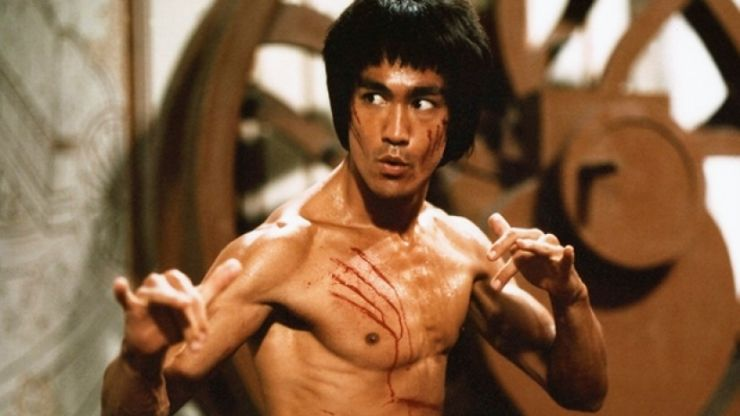 "#BruceLee would've turned 80 today. He is credited with helping to change the way Asians were presented in American films and was largely responsible for launching the ""kung fu craze"" of the 1970s. #BruceLee80 #NeverForgotten."