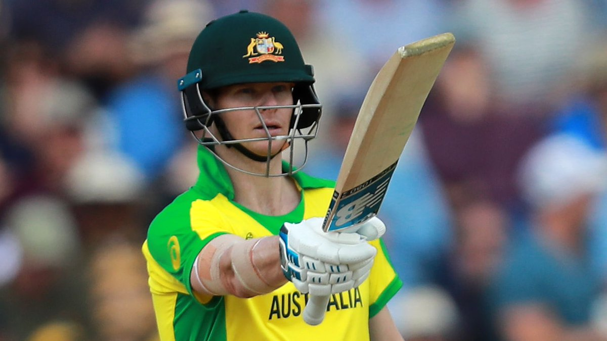 Steve Smith seems poised for a big quick fire 🔥 💯   #delhicapitals Allrounder #marcusstoinis just dismissed so a small spanner in the Oz hopes   #INDvAus #AUSvIND #AUSvsIND #Indvsaus