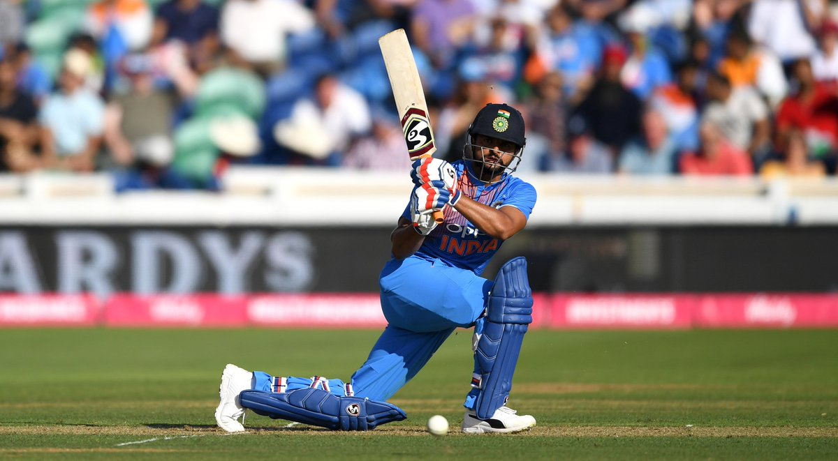 Outstanding with the bat & a pure genius in the field 😍 - join us in wishing one of #TeamIndia's very best a #HappyBirthday!  #HappyBirthdayRaina #SureshRaina
