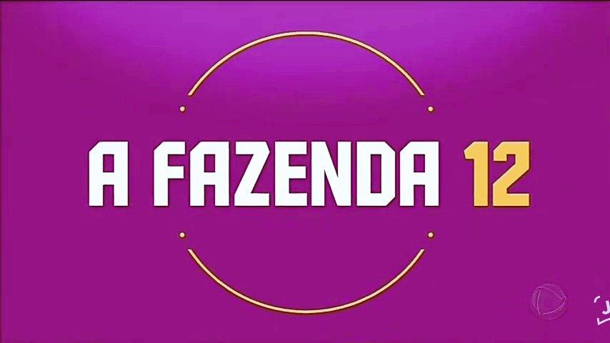 Audiência - 23h34 SP  RecordTV - #EliminaçãoAFazenda #AFazenda12 17.5 Globo - #TheVoiceBrasil #TheVoice 15.8 SBT - #APraçaÉNossa 5.3 Band - #MinhaReceita 0.9 RedeTV! - #Sensacional 0.6