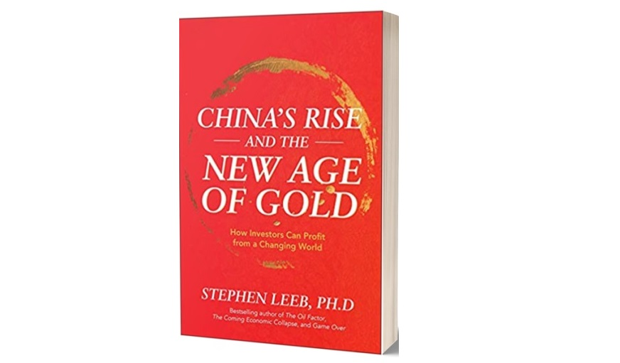 """Will You Survive the NEXT #Recession? How #Investor's Can Profit 💸 From a Changing World 🌏 """"China's Rise and the New Age of Gold"""" from Stephen Leeb PhD @LeebPhd, World Renowned #Economist and Financial Expert. #PreOrder on #Amazon & #AmazonKindle: ➡️"""