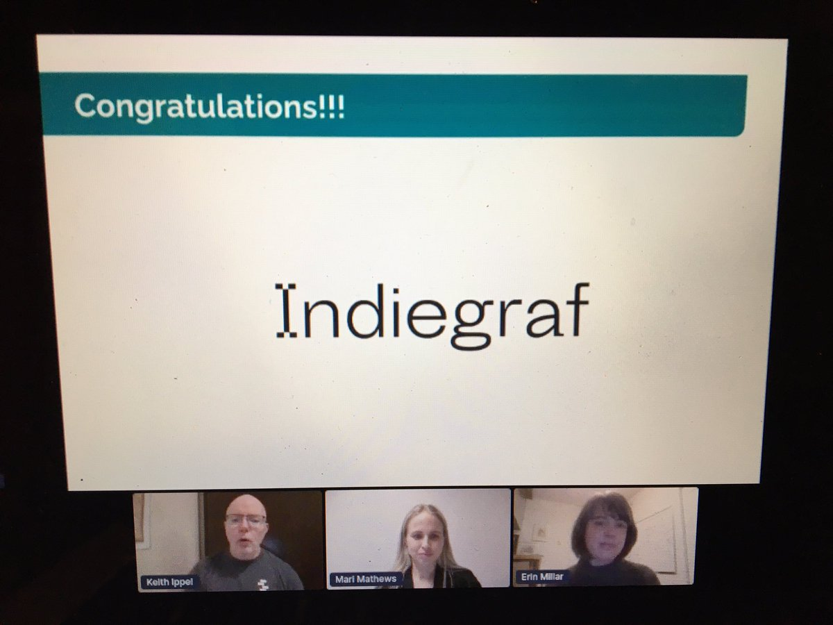 Congratulations @IndiegrafMedia for winning the @Spring_is $100k #impact #investor challenge!  @KeithIppel