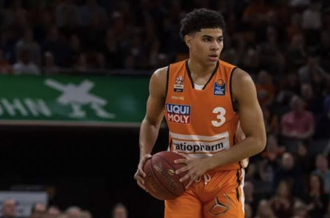 7th pick- absolutely love this pick. I was very high in Killian in this draft. He seems like a very hard worker with his dream to be the best French nba player ever. He is very one handed thought which may be a problem early on in his career https://t.co/c2pvYDh00R