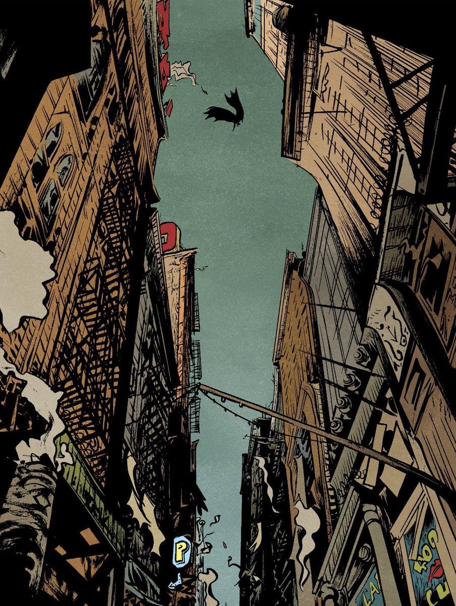 —Batman: Year 100 by Paul Pope.