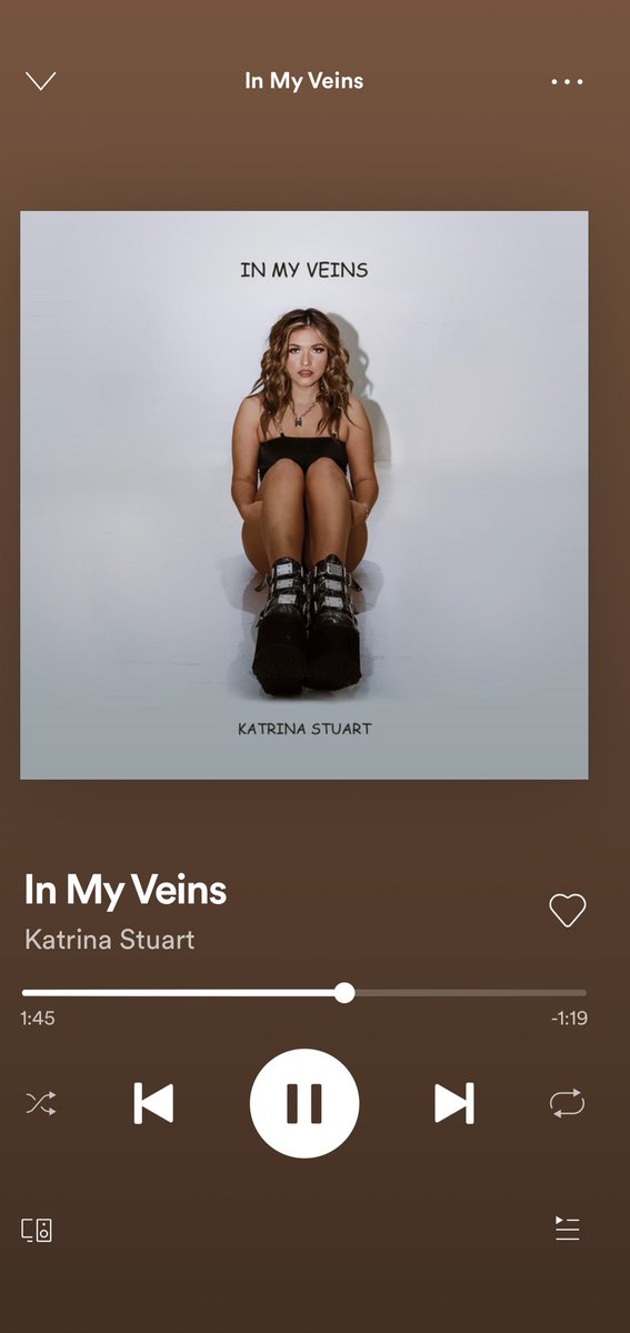 @KatStuartMusic's photo on Spotify