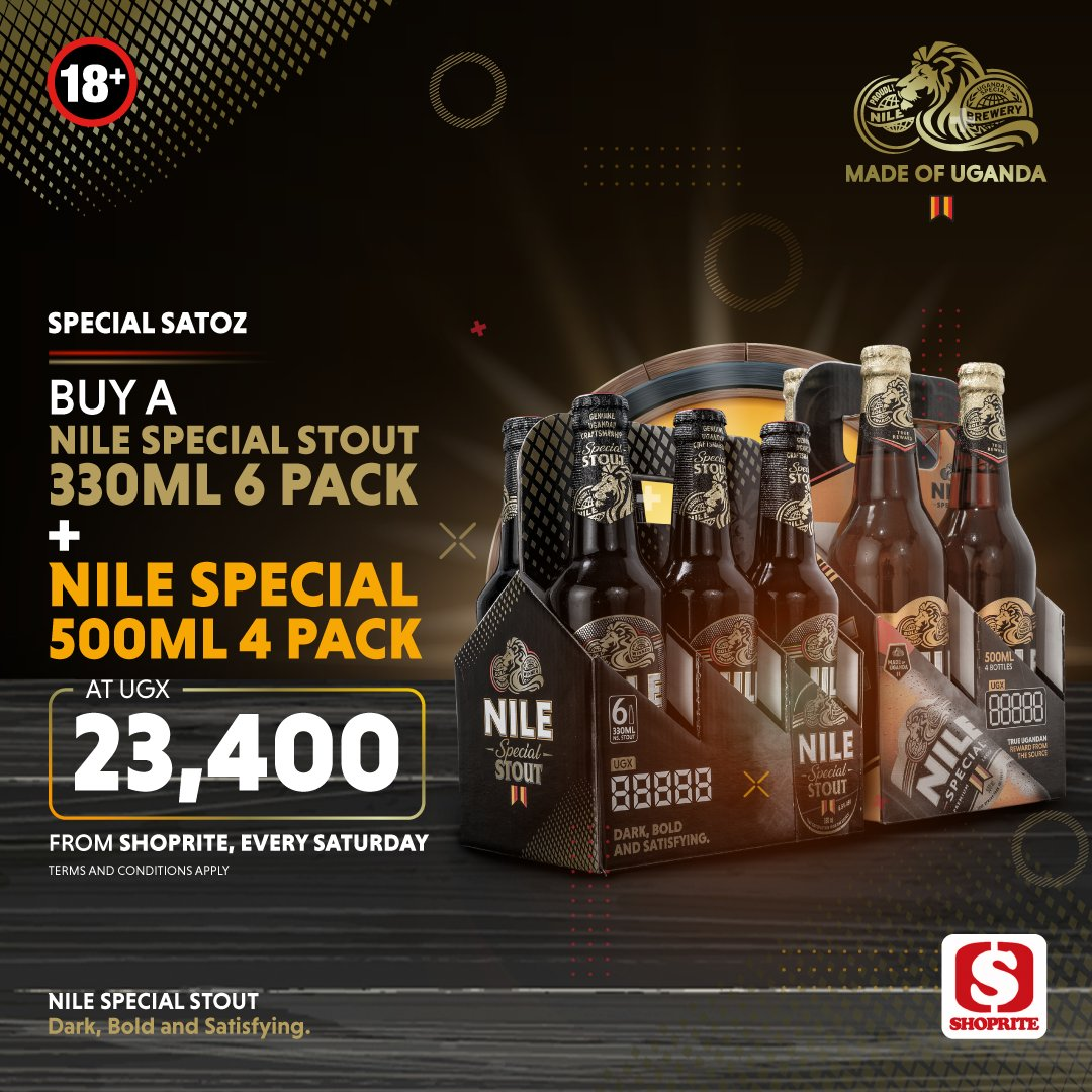 Make your weekend special with the #SpecialSatoz offer from any Shoprite outlet near you this Saturday. https://t.co/jss1os7w9Q
