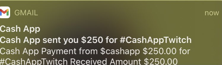 #SCUFFEDPod @CashApp @Trainwreckstv @NICKMERCS @TTfue really appreciate you cashapp for choosing me $50 cash app giveaway for my supporters on stream 5 people get $10 9pm est November 27th