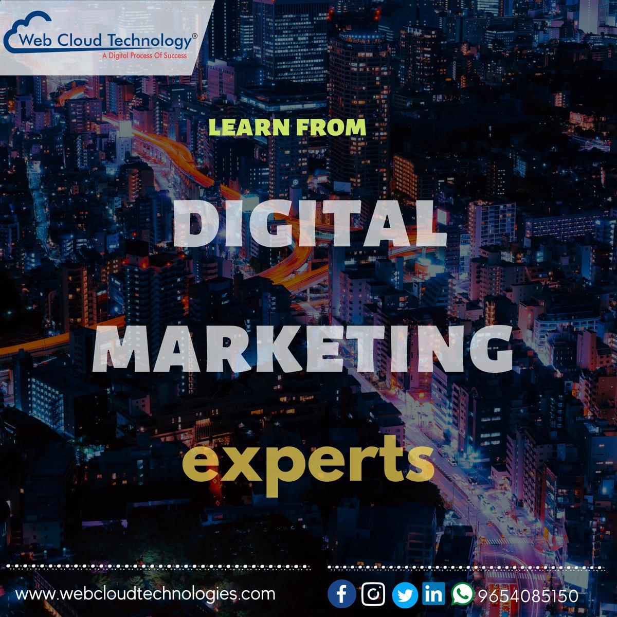 LEARN FROM EXPERTS  EARN LIKE EXPERT 😎  #startup #business #entrepreneur #marketing #entrepreneurship #smallbusiness #success #motivation #digitalmarketing #marketing #socialmediamarketing #socialmedia #business #marketingdigital #seo #branding #meme #funny #game #covid19 #wct https://t.co/nsr1cf1mOu