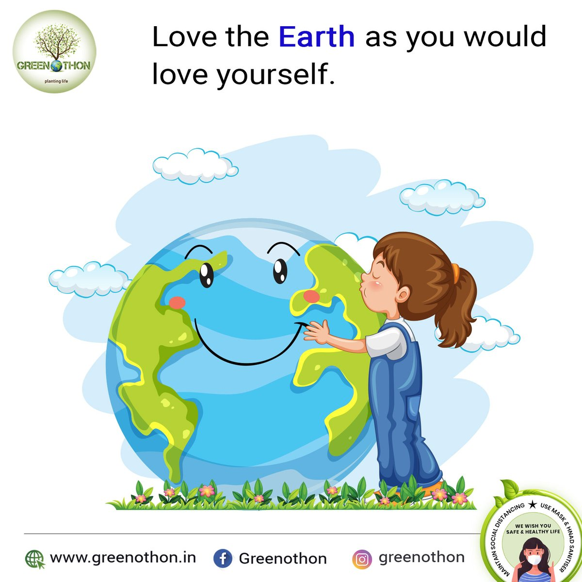 Love the Earth as you would love yourself! #Earth #greenothon #plantalife #pal #loveearth #sky #GoGreen #loveearth #saveearth #pollutionfree #climatechange #plantmoretrees #savetrees #naturelovers #nature  #wildlife #beauty #sun #moon #COVIDー19 #fightagainstcorona #NaturalBeauty https://t.co/tQUuJCvVpe