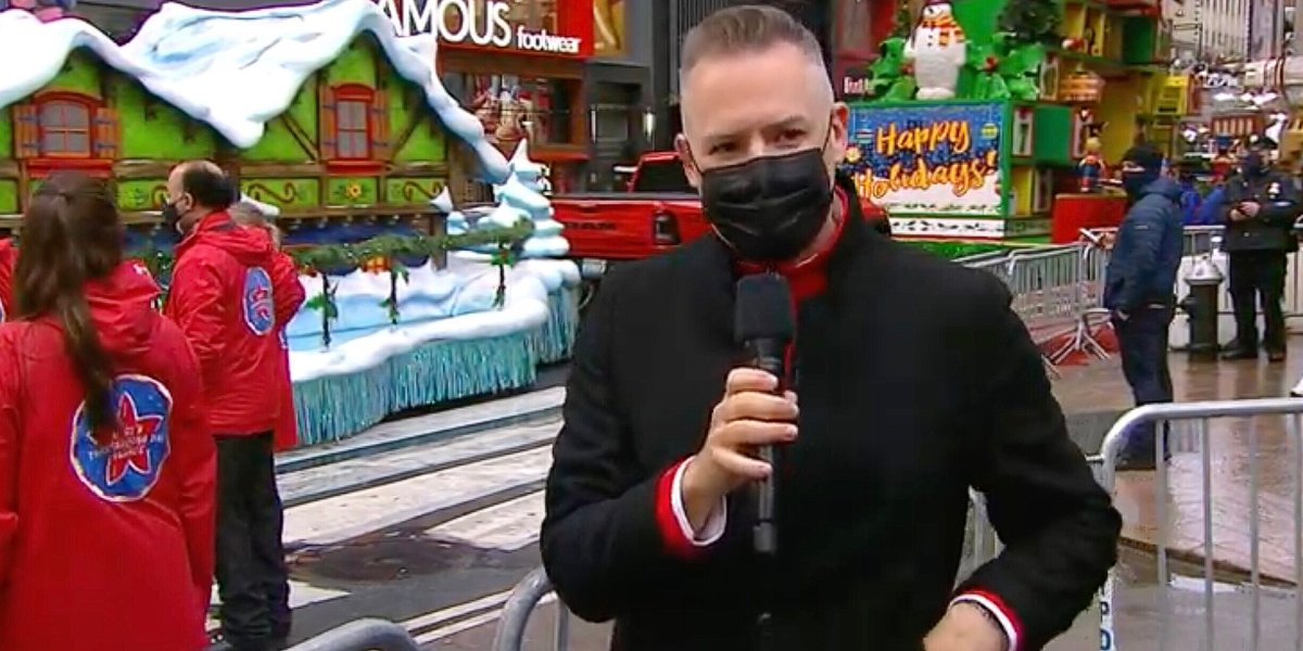 Thank you Ross. You made ThanksGivingParade2020 so much more fun. Our compliments. Great job ! 🔝😀🥘😀#MacysThanksgivingParade #MacysThanksgivingDayParade #polderdike #MacysDayParade