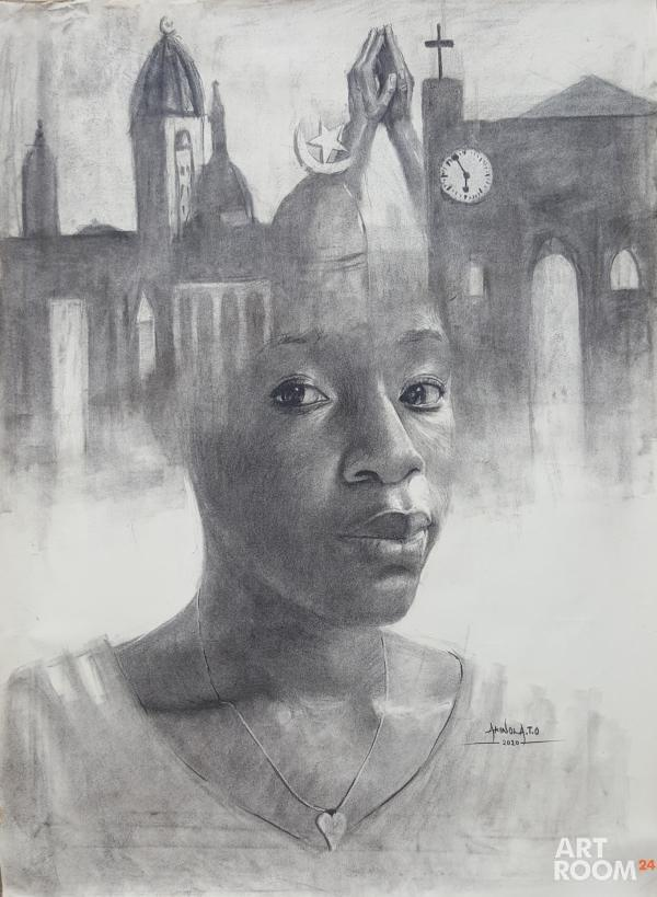 """Olowo Gbogboro,"" a 21 x 45 x 61 cm masterpiece by Akinola Taoheed. Visit his studio now! https://t.co/ket0qcnwmK  #art #artist #artwork #artlovers #artenthusiast #interiordesigner #artgallery #artlover #artistsupport #beautiful #spreadlove #buyart #artforsae #artroom24online https://t.co/LxV0om9DgL"