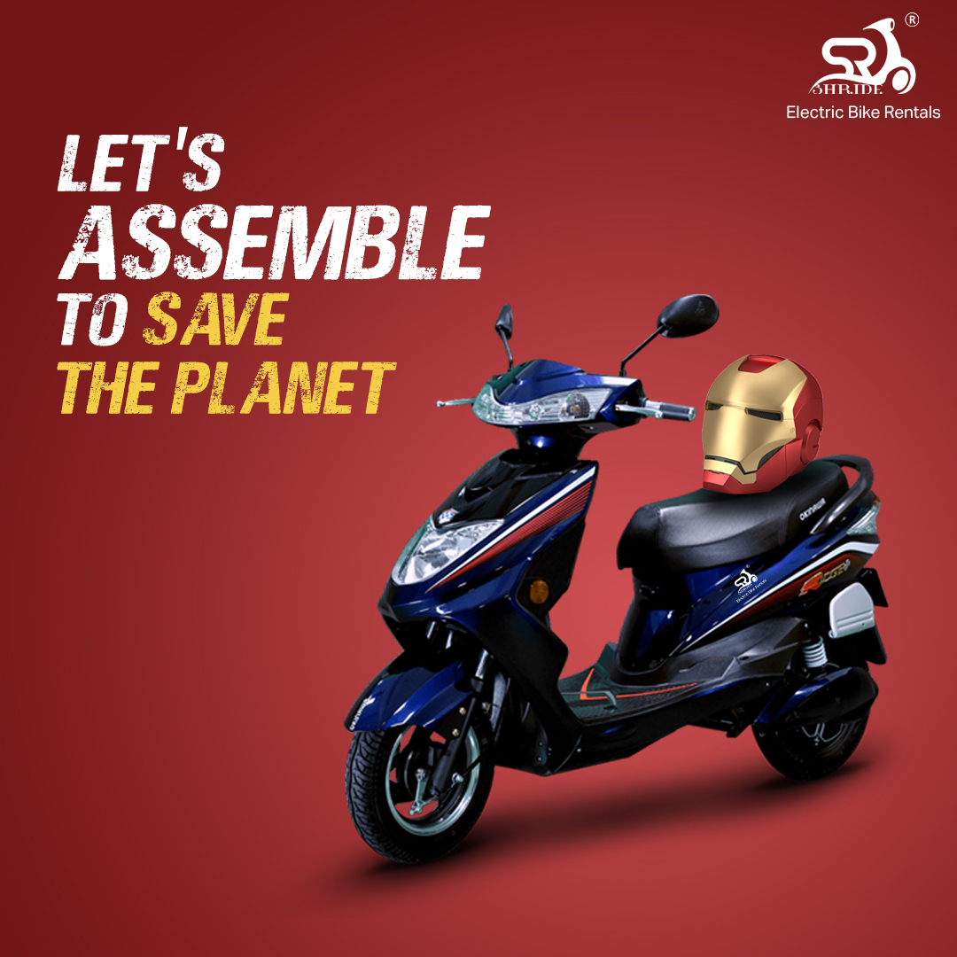 You may not have the powers, but you have a chance to be a hero. Download the app and book your ride https://t.co/jA5fXYXT0Z   #Shride #ShrideBulao #NoFuelRide #EnvironmentFriendly #ZeroPollution #PocketFriendlyTravel #Pune #EBike #GoGreenIntiative #BikeOnRent https://t.co/IcfG9iH7kl