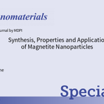 Image for the Tweet beginning: New Special Issue: Synthesis, Properties