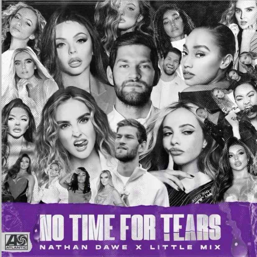 STREAM! STREAM! STREAM! #NoTimeForTears and #SweetMelody  Let's work on bettering Apple Music and Spotify with Sweet Melody, NTFT, and the rest of Confetti too!