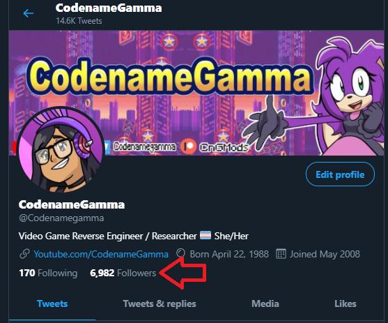 CodenameGamma - rip...this was 6,999.