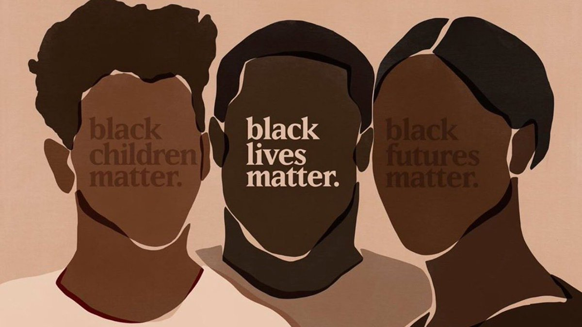 keep fighting for black lives. #BlackLivesMatter  thread: