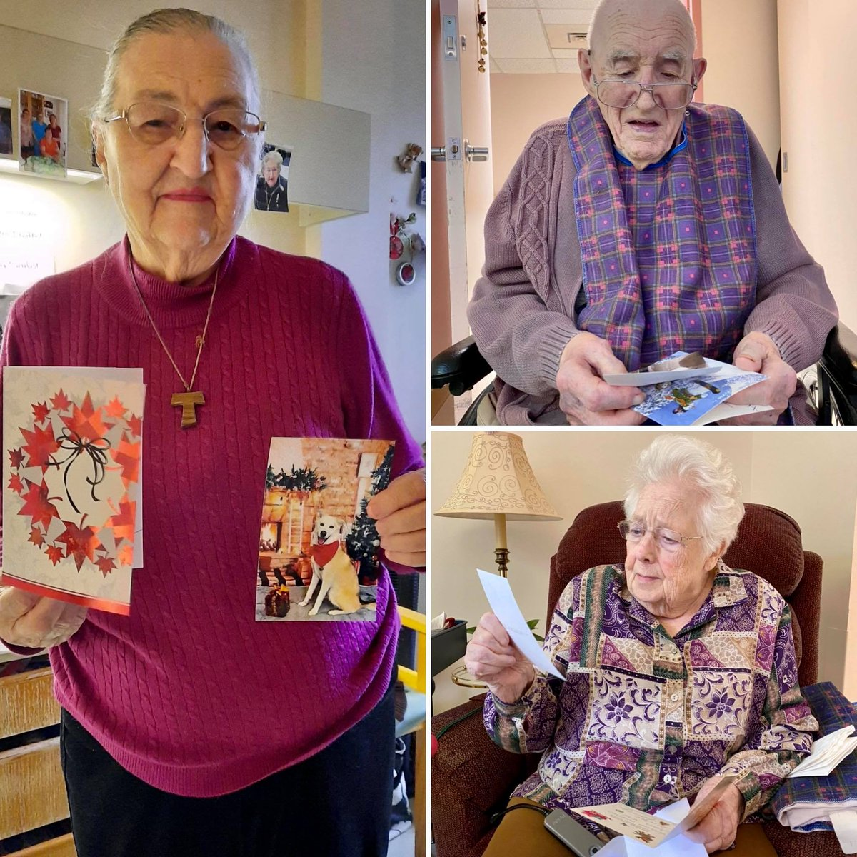 test Twitter Media - Providence Manor is feeling the holiday love thanks to @ROOTS #ygk. Employees surprised every single one of our residents by delivering more than 200 festive cards with personalized notes, pictures & drawings! Thank you for this amazing gift and for spreading some holiday cheer! https://t.co/r2VAZheEoD